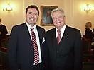 1. Bundespräsident Joachim Gauck und Thorsten Schwebe