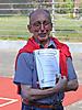 26 Rudi Haesloop: Urkunde für 50 jährige Mitgliedschaft